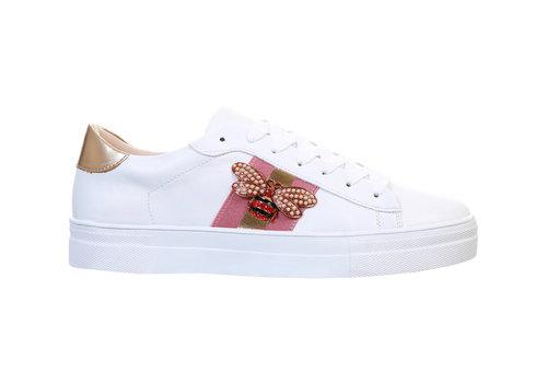 REDZ REDZ 9798-10 White Bee Sneakers