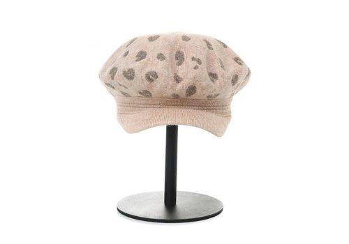 Peach Accessories Peach SD50 Soft peak hat in Nude