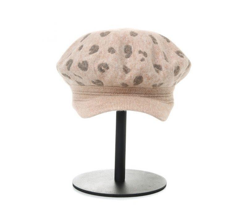 Peach SD50 Soft peak hat in Nude