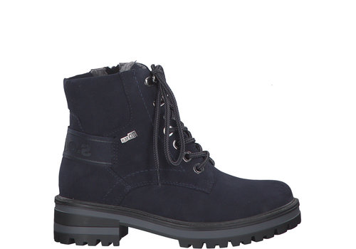 S.Oliver s.Oliver 26244 Navy lined A/Boot