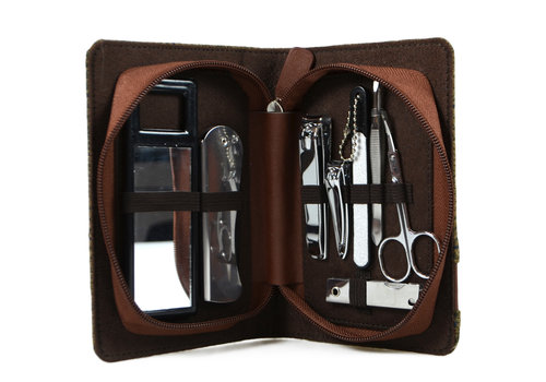 Brandwell Brandwell Men's 8pce Grooming Sets
