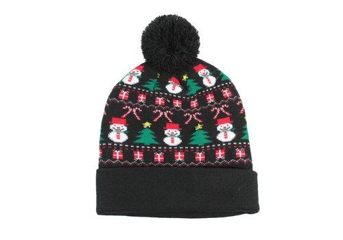 Brandwell Brandwell Novelty Christmas LED Light Hat