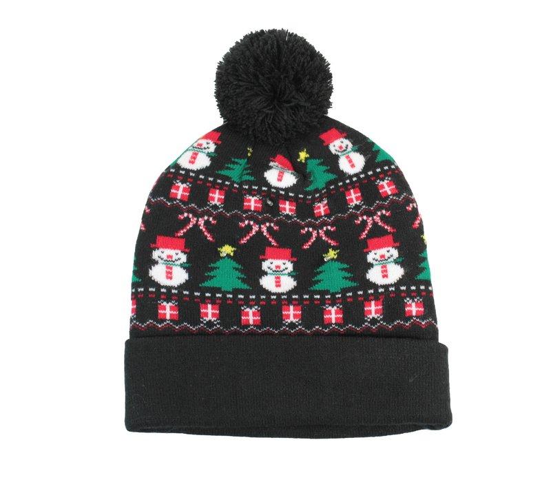 Brandwell Novelty Christmas LED Light Hat