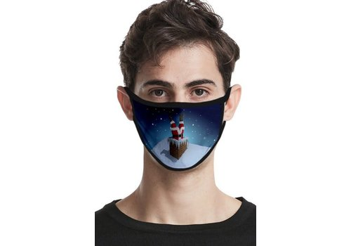 GESSY GESSY Men's CHRISTMAS Face Mask