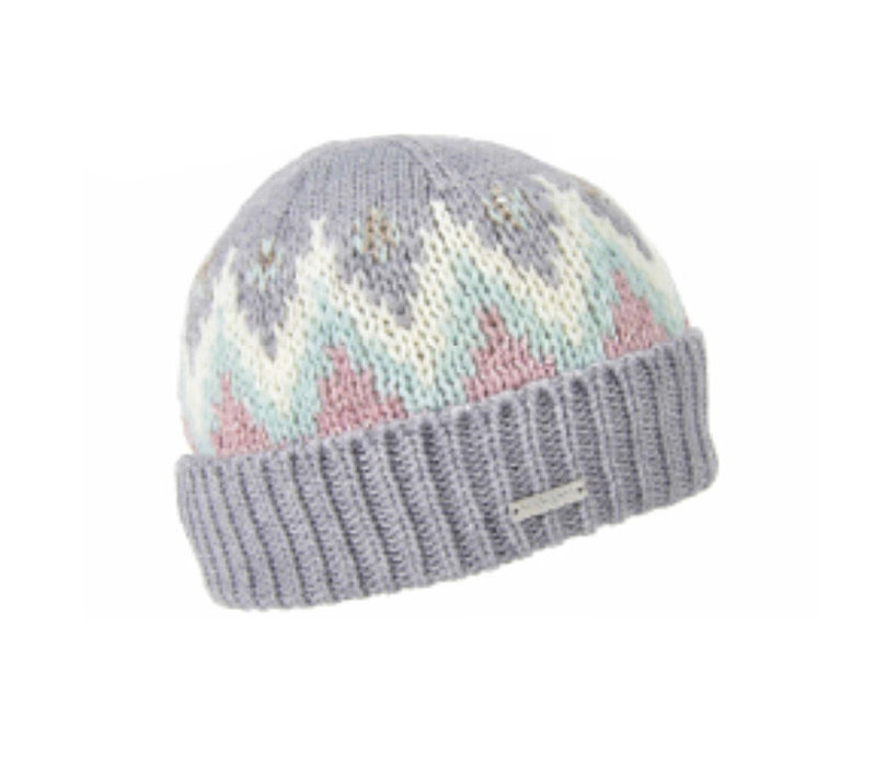 Seeberger 018278/14 Smoke Grey Hat