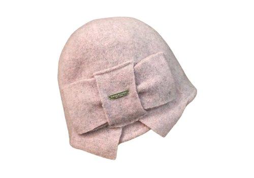 Seeberger Seeberger 018527 -27 Pink wool hat