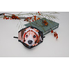 GESSY Gessy FM141 Christmas Puppy face mask