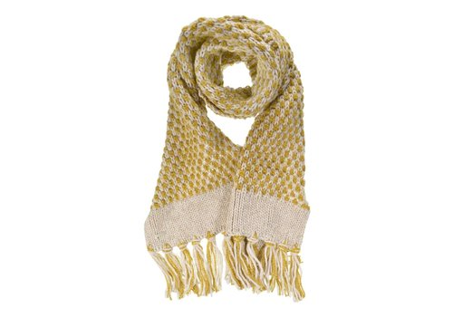 Seeberger Seeberger 018508-9442 Honeycomb Scarf
