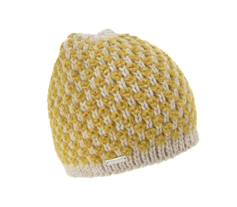 Seeberger 018503-9442 Honeycomb Beanie