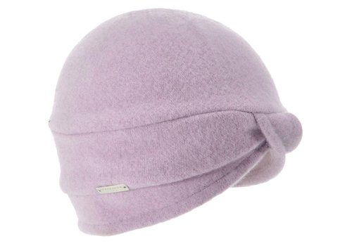 Seeberger Seeberger 018423-79 Orchid wool Turban
