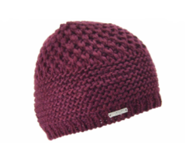 Seeberger 018493-23 Cassis wool Beanie