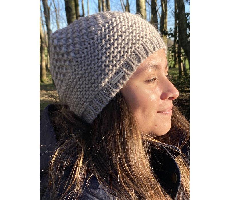 Seeberger 018493-87 Nutria wool Beanie