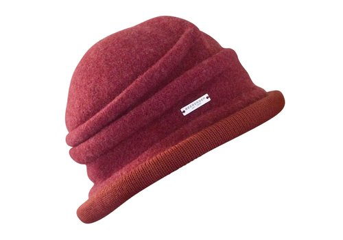 Seeberger Seeberger 018421-21 Ruby Cloche Hat