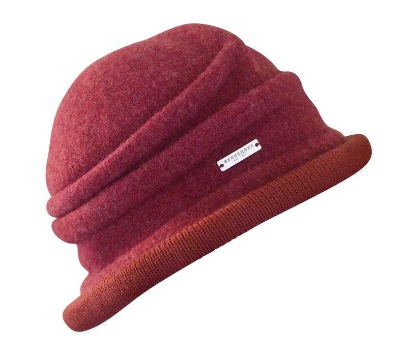 Seeberger 018421-21 Ruby Cloche Hat
