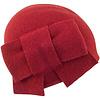 Seeberger Seeberger 011057-26 Berry Wool Hat