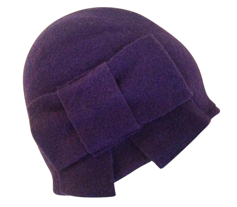 Seeberger 011057/76 Garnet Wool hat