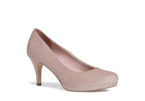 Tamaris S/S Tamaris 22465 Rose Glam 3' Heel Shoe