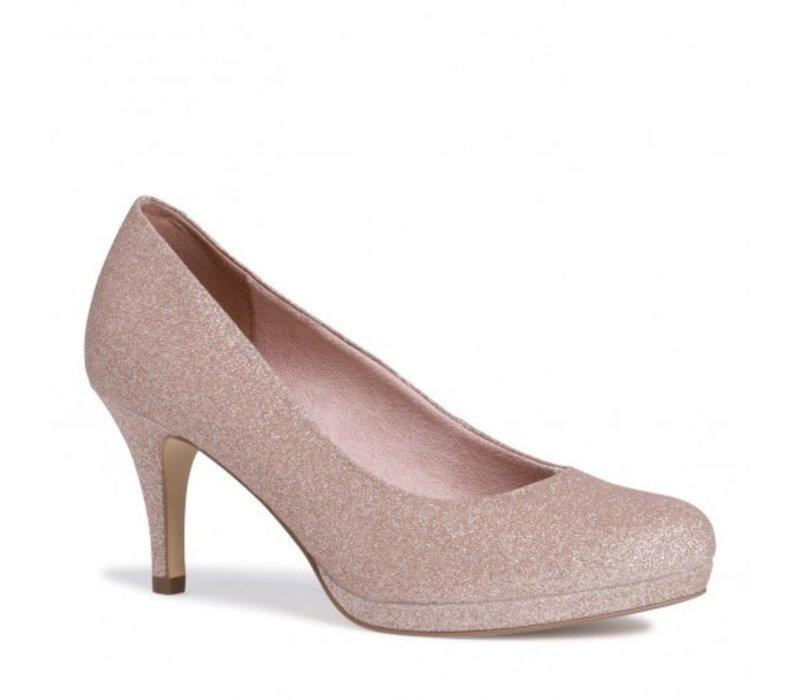 Tamaris 22465 Rose Glam 3' Heel Shoe