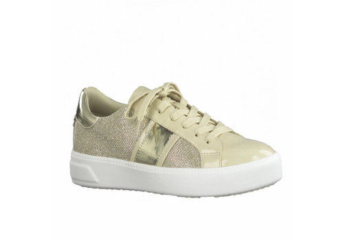 Tamaris S/S Tamaris 23750 Ivory Comb Sneaker