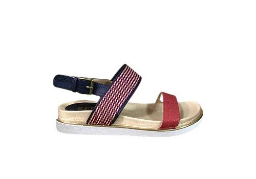 REDZ REDZ TS2072 Red multi Sandals