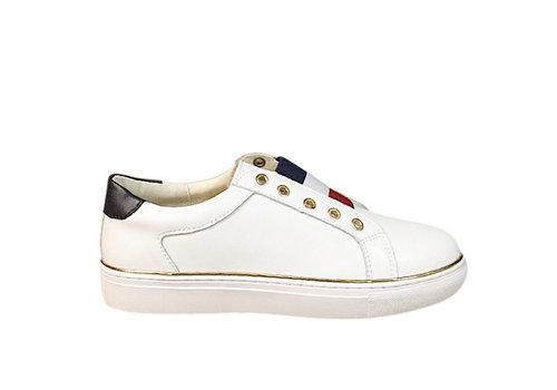REDZ REDZ CX391 White Slip-on Sneakers