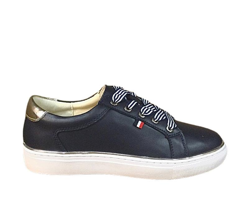 REDZ CX410 Navy Sneakers