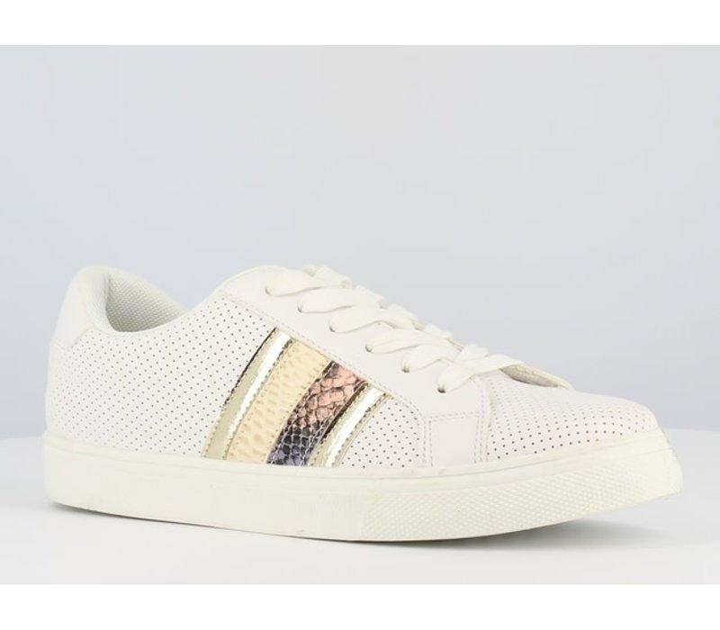 Milly & Co. B383370 White Sneaker