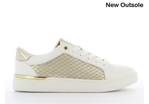 Sprox Sprox 530000 White/Gold lattice Sneaker