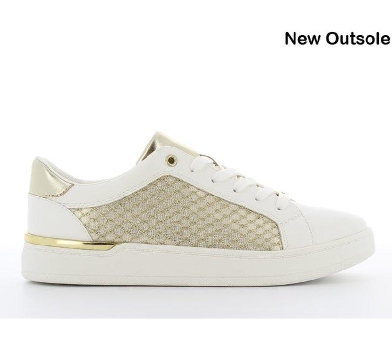Sprox 530000 White/Gold lattice Sneaker