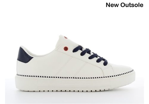 Sprox Sprox 529370 Off White/Navy Sneakers