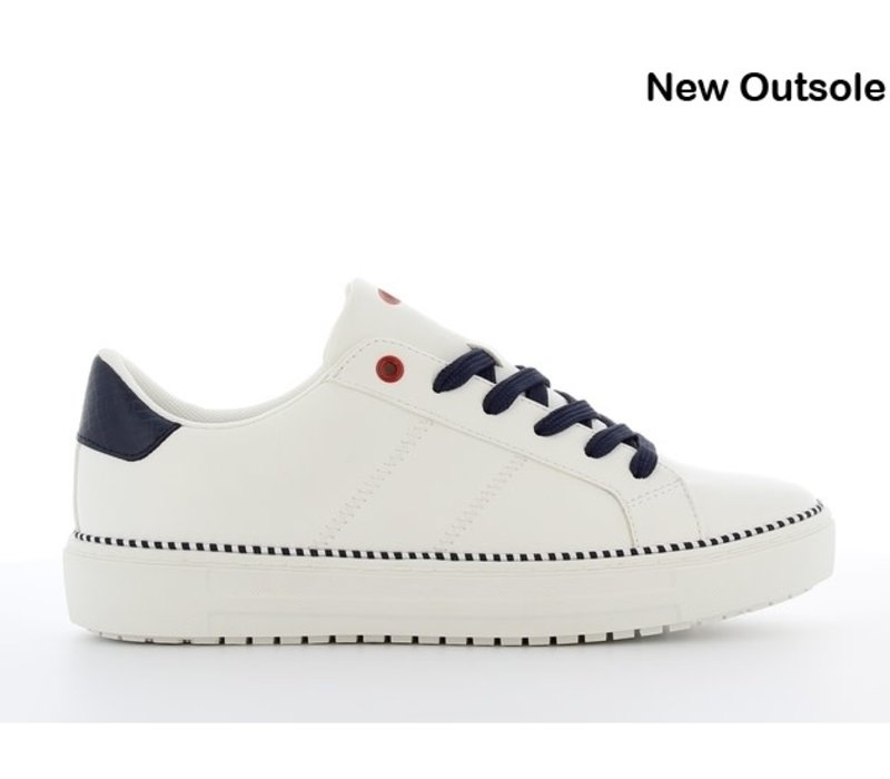 Sprox 529370 Off White/Navy Sneakers