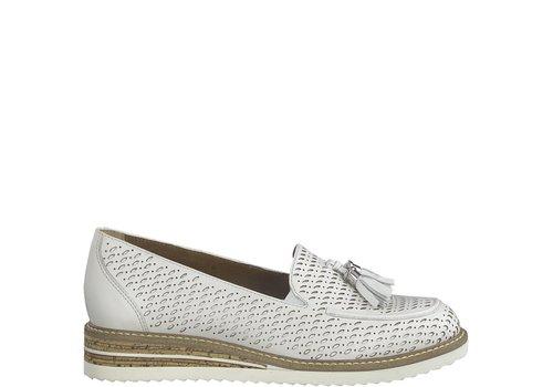 Tamaris S/S Tamaris 24301 White Slip-on Shoe