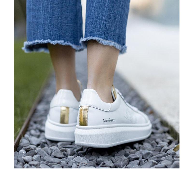 MarcoMoreo N662 DIOR White Sneaker