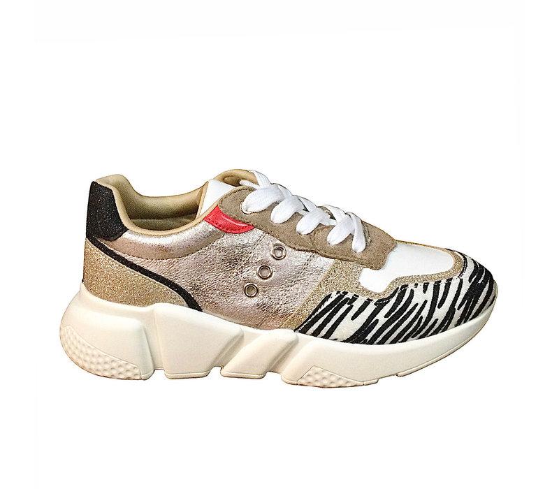 REDZ Q07305-6 Multi Print Sneaker
