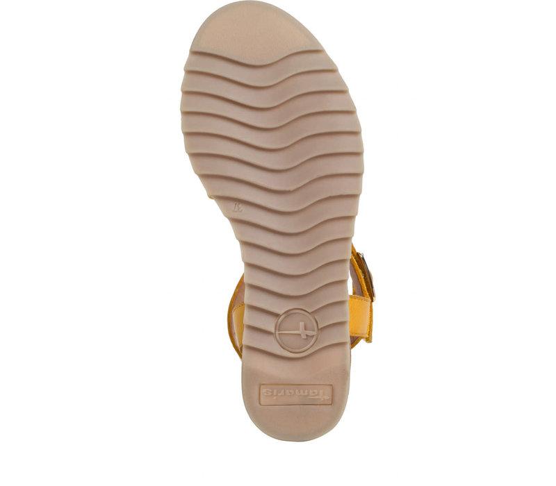 Tamaris 28021 Saffron/nut Wedge