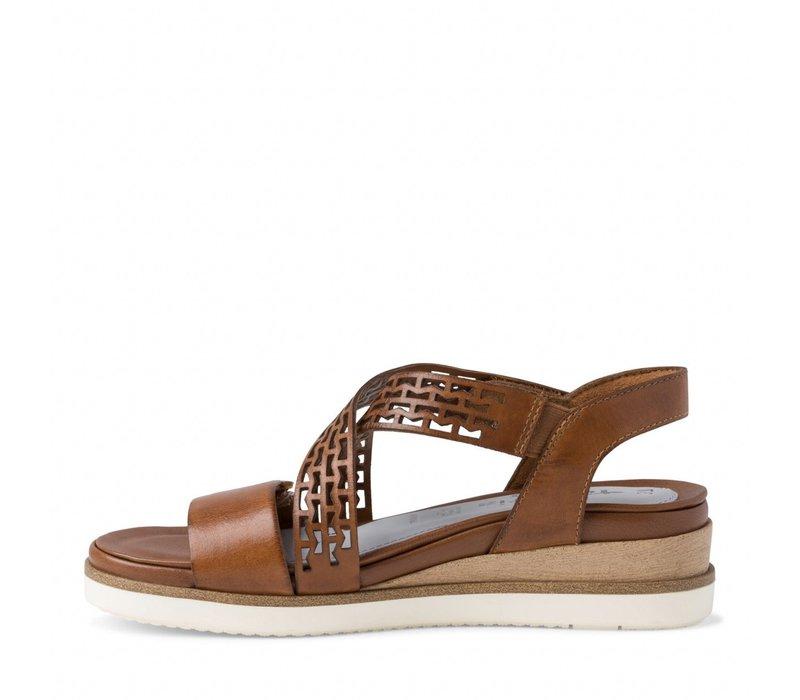 Tamaris 28246 Cognac Sandals