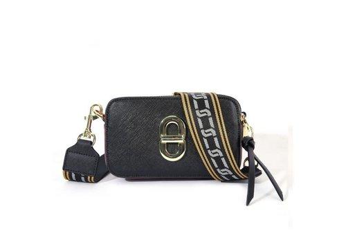 Peach Accessories SS01 Black crossbody Bag