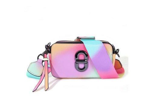 Peach Accessories SS01 Rainbow Crossbody Bag