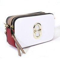 SS01 White Crossbody Bag