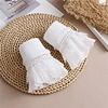 Peach Accessories 7725 Vintage cuffs in White Lace