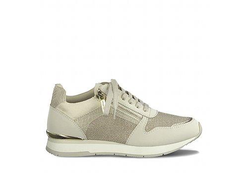 Tamaris S/S Tamaris 23606 Ivory Comb Sneaker