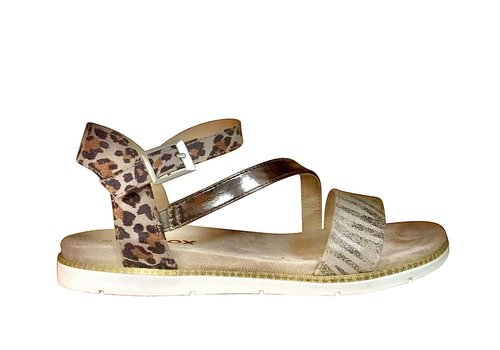 Sprox SPROX 500753 Leopard Sandal