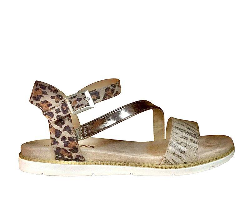 SPROX 500753 Leopard Sandal