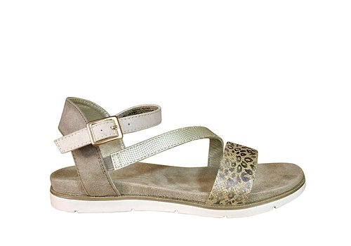 Sprox SPROX 527303 Gold/Beige Sandal