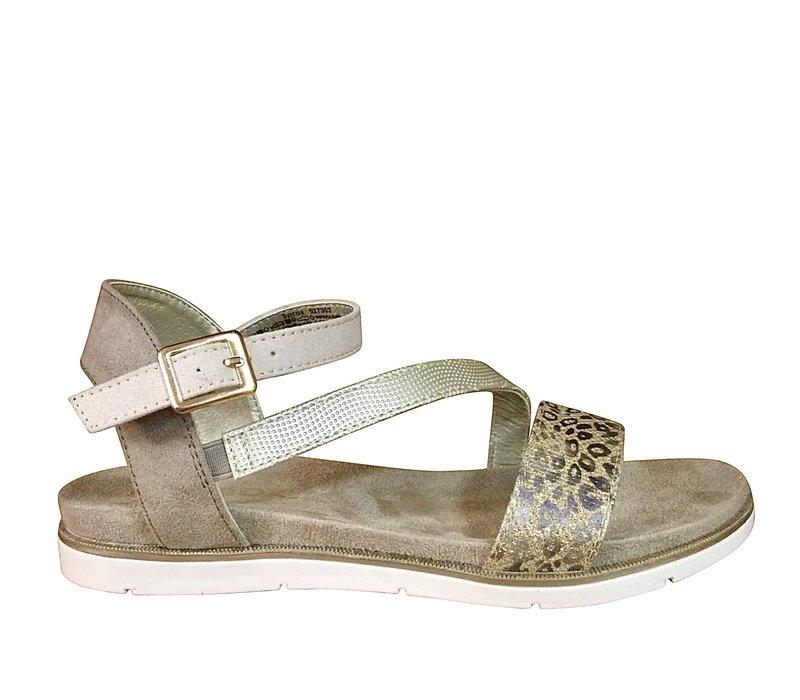 SPROX 527303 Gold/Beige Sandal