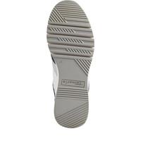 Tamaris 23702 White/Navy Wedge