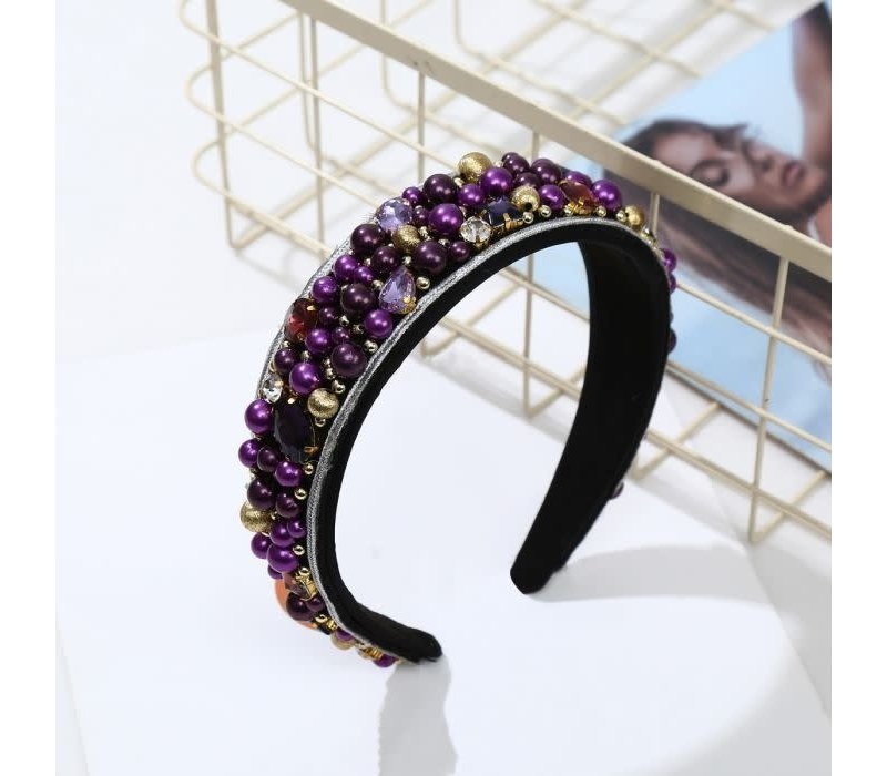 HACH606 Purple pearl mix