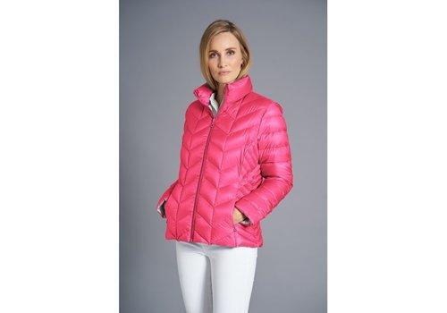 Junge JUNGE 2840-62 DAISY Pink Down Jacket