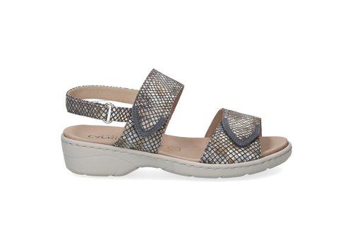 Caprice Caprice 28250 Jeans Snake Sandal