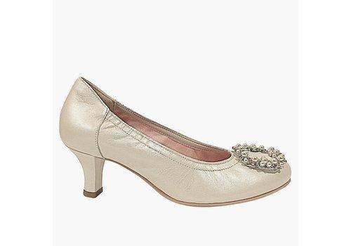 Le Babe Le Babe LADY Pearl Leather Pearl trim
